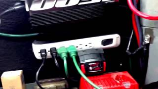 How To Install A Power Inverter In Your Work Vehicle Truck Van Or Car