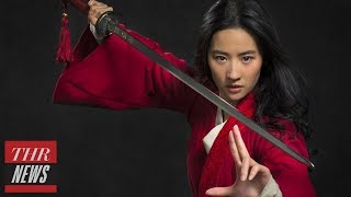 Disney Unveils First Look at Star Liu Yifei in Live-Action