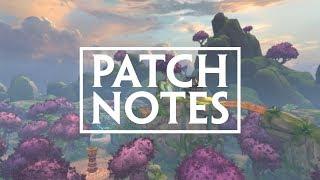 SMITE! Analisis Detallado Patch Notes 5.17 Change & choices! 21/09/2018
