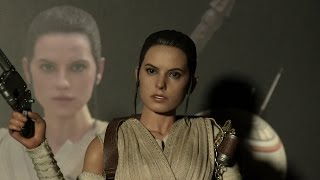 Star Wars: Rey & BB8 Hot Toys Review.