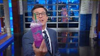 Stephen Hate-Tastes Starbucks