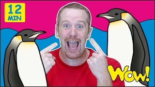 Maggie Magic Stories for Kids from Steve and Maggie | Learning Speaking Wow English TV