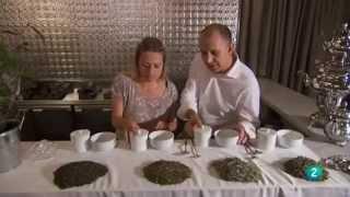 Alimentos del planeta: La Historia del Té