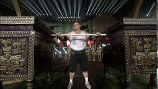 Strongman Champions League CHINA WORLDS 2012 Part 1 FULL VIDEO