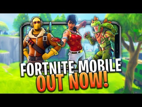 Xxx Mp4 FORTNITE MOBILE OUT NOW HOW TO DOWNLOAD PLAY FREE CODES IOS ANDROID Fortnite Battle Royale 3gp Sex