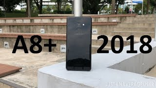 Samsung A8+ 2018 Review!