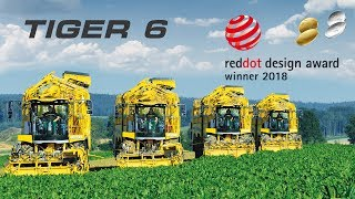 ROPA Tiger 6 - Official Trailer - World's most powerful beet harvesters in action