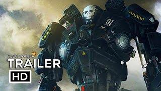 CARTEL 2045 Official Trailer (2018) Danny Trejo Sci-Fi Movie HD