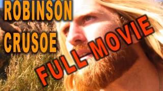 George Anton's ROBINSON CRUSOE (2008) FULL MOVIE ☆ HD ADVENTURE, COMEDY