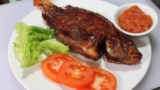 Resep Ikan Panggang Kecap Teflon