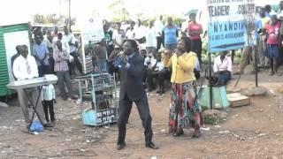 Powerful sermon by pastor George Okeyo
