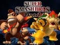 Download Video Download Super Smash Bros Brawl: Donkey Kong & Diddy Kong vs Bowser (Live Commentary) 3GP MP4 FLV