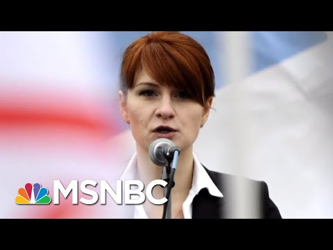 Xxx Mp4 Feds NRA Linked Russian Was A Spy Offering Sex To Gain Access The 11th Hour MSNBC 3gp Sex