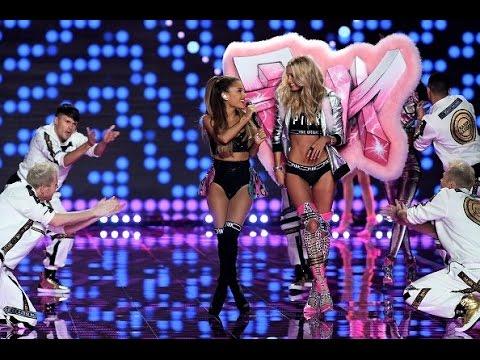 Ariana Grande - Victoria's Secret Fashion Show- 2014