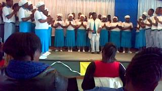 The Mighty Oh! Lord Singers- Naledi 5