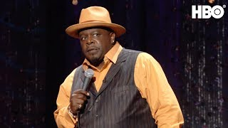 Cedric The Entertainer: Love of Serena Williams & Black NASCAR | HBO