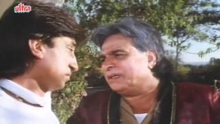 Shakti Kapoor's Love with Farha - Baap Numbri Beta Dus Numbri Scene