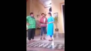 Shooting  Shikari  Shakib Khan, Srabanti