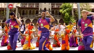 Kings XI Punjab Vs Rising Pune Supergiant connected by #JioDigitalLife