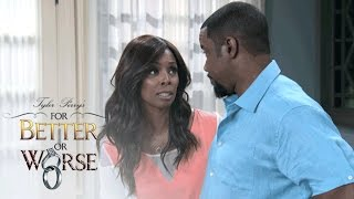 Who Will Angela and Richard Choose as Godparents?   Tyler Perry's For Better or Worse   OWN