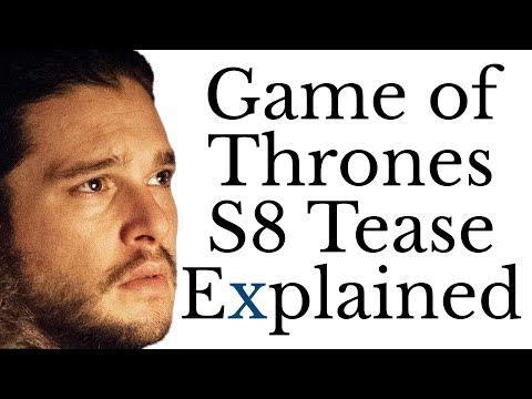 Xxx Mp4 Game Of Thrones Season 8 Crypts Tease Explained 3gp Sex