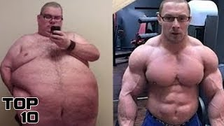 Top 10 Insane BEFORE AND AFTER Pictures – Part 2