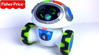 THINK AND LEARN TEACH 'N TAG MOVI ROBOT FROM  FISHER PRICE FUN LEARNING & EDUCATIONAL TOY - UNBOXING