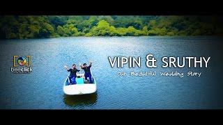 Vipin + Sruthy Wedding Tale