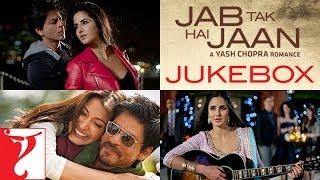 Jab Tak Hai Jaan Full Songs Audio Jukebox | Shah Rukh Khan | Katrina Kaif | Anushka | A. R. Rahman