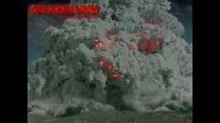 تأمل قدرة الله في انفجار البراكين - صور ومقاطع مدهشة