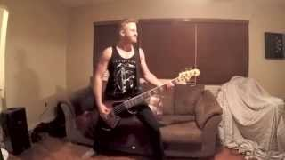 Forever Stuck in Our Youth- Set It Off (Bass Cover by Zan Frett)