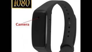 WNAT Mini HD Spy Dvr Hidden Camera Intelligent Bracelet