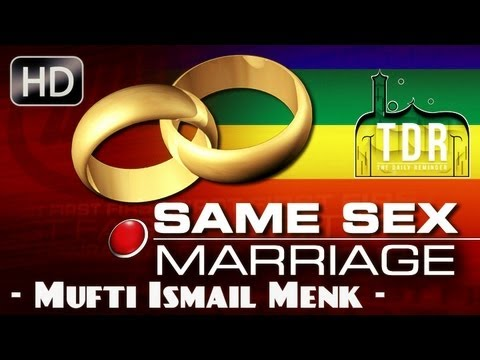 Same Sex Marriage - A Sign Of The Hour ᴴᴰ ┇ Must Watch ┇ by Mufti Ismail Menk ┇ The Daily Reminder ┇