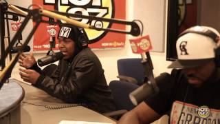 Kendrick Lamar Freestyles on Funk Flex PT2