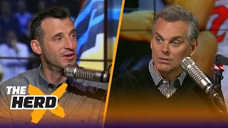 Colin Cowherd and Doug Gottlieb have different opinions about UMBC