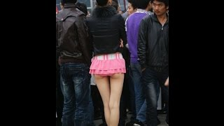Chinese Girls Don't Know How To Dress Properly?