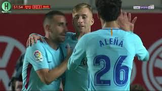 اهداف مبارة ريال مورسيا و برشلونة   0-3    كأس ملك إسبانيا     24-10-2017    HD