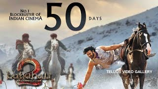 Baahubali 2 Completes 50-Day Run in 600+ Theatres in India: SS Rajamouli Sets Another New Record