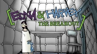 Patron Pick - Edna & Harvey: The Breakout - Adorable Point-And Click Gameplay