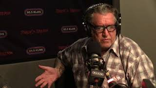 Music Industry Legend Clive Davis on Jonesy's Jukebox