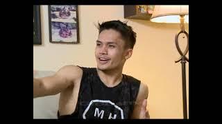 Randy Pangalila Mantan Atlet Taekwondo