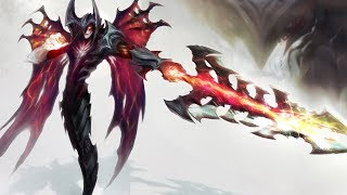 The Future Rework of Aatrox