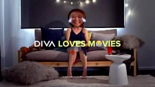 DIVA LOVES MOVIES IDs x 5