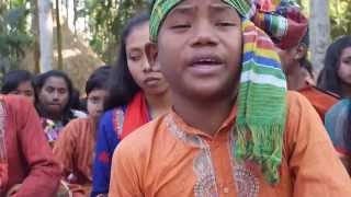 Bangladeshi young boy singing song by lalan fakir