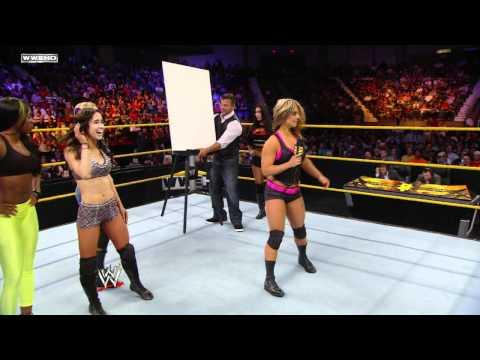 Xxx Mp4 WWE NXT NXT Rookie Diva Challenge Talent Show 3gp Sex