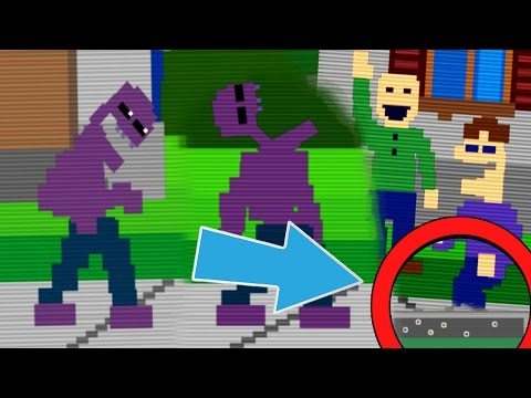 ALL PURPLE GUY SECRET MINIGAMES!  | Five Nights at Freddys Sister Location CUSTOM NIGHT EASTER EGG!