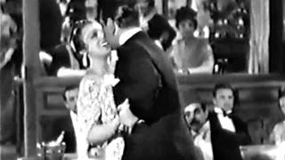 George Raft and Frances Drake dance the Tango in Bolero (1934)