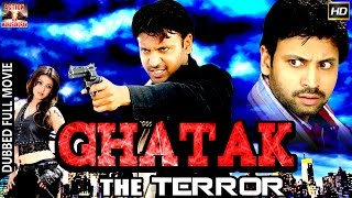 Ghatak The Terror l 2016 l South Indian Movie Dubbed Hindi HD Full Movie
