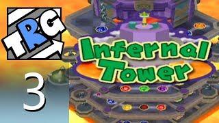 Mario Party 6 - Solo Mode 3: Infernal Tower