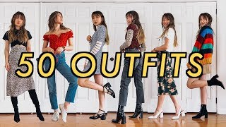 50 OUTFITS for when you have nothing to wear
